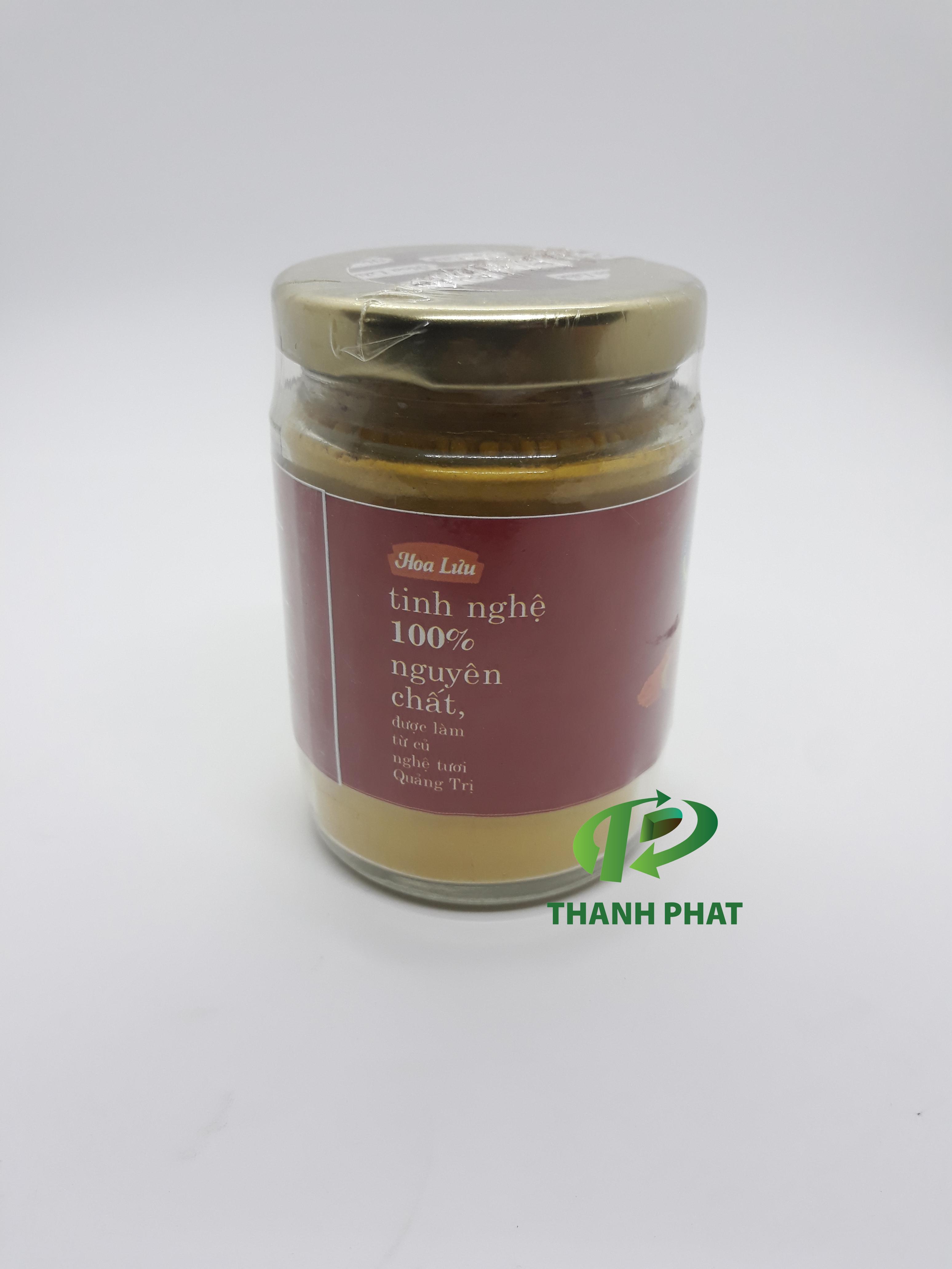 Tinh Bột Nghệ Hoa Lưu (100gr)