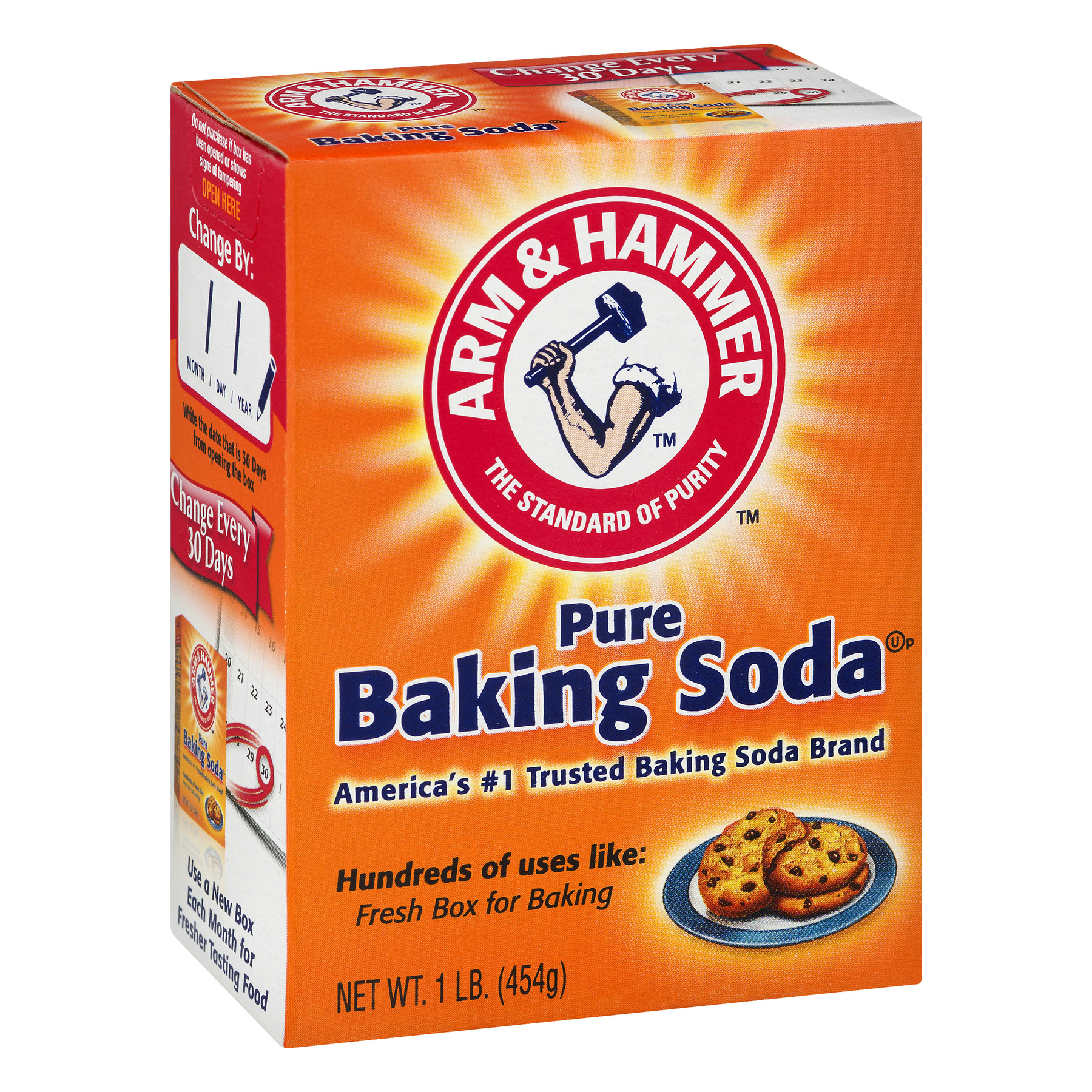 Baking Soda (454gr)