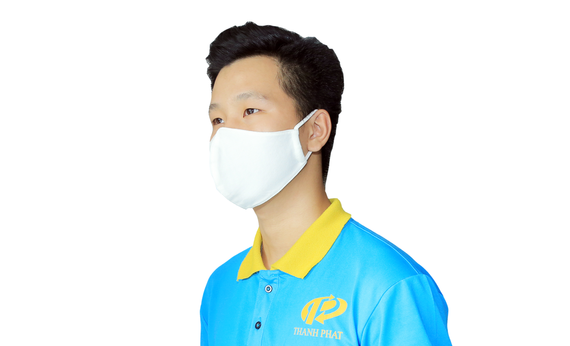 KHẨU TRANG VẢI KHÁNG KHUẨN HELLO MASK - TIỆT TRÙNG