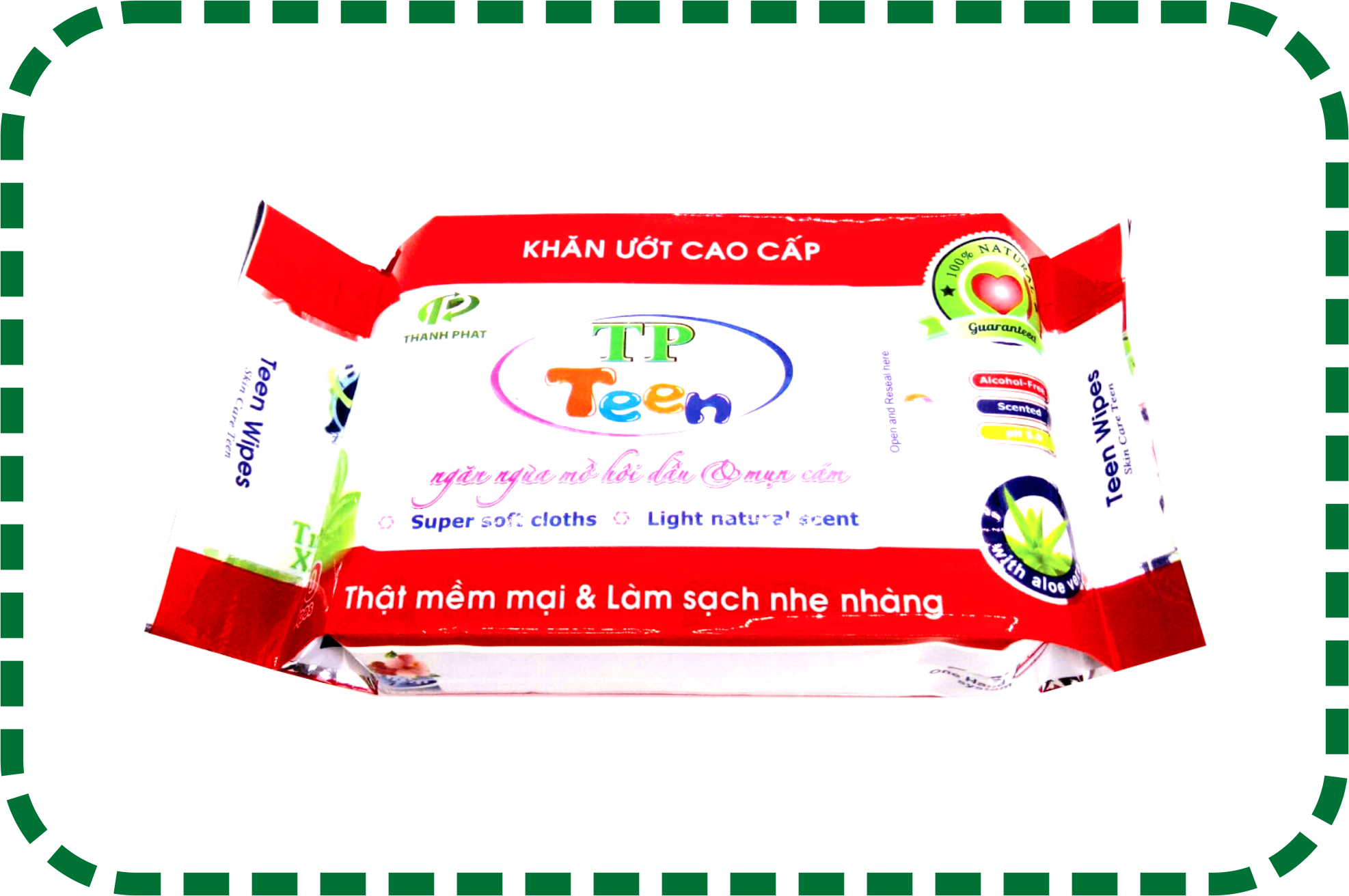 Khăn Ướt TP TEEN 20G