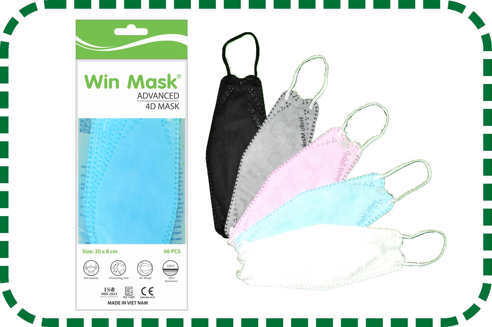 Khẩu Trang Hàn Quốc Win_Mask