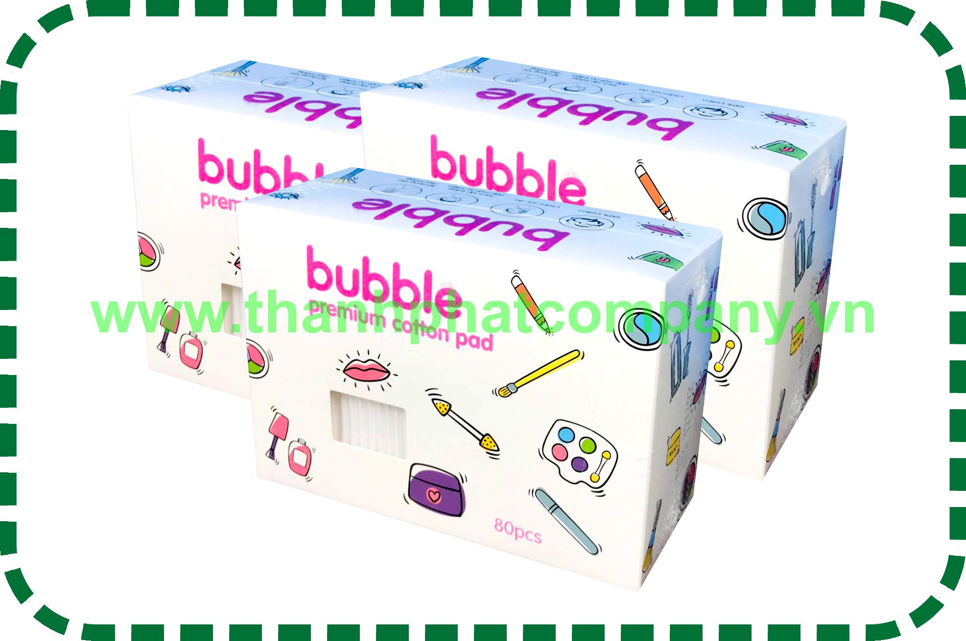 Bông Tẩy Trang Bubble